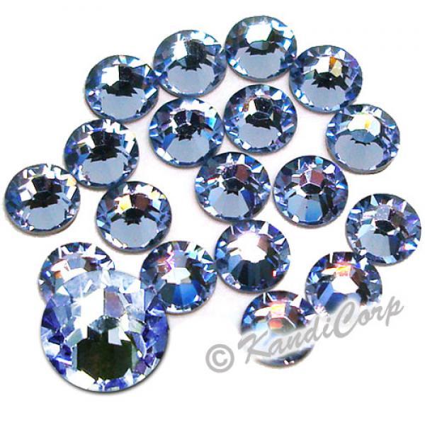 5mm 20ss Provence Lavender Swarovski 2038- Swarovski HotFix Crystals