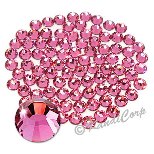 5mm 20ss Rose Swarovski 2038- Low Lead Swarovski HotFix Crystals