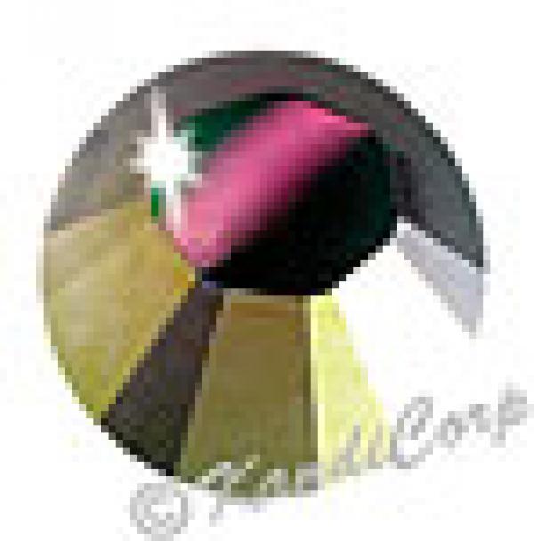 5mm 20ss Transmission Swarovski 2038 LowLead Swarovski HotFix Crystals