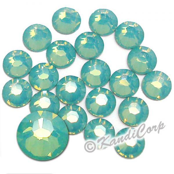 5mm 20ss Pacific Opal Swarovski 2038 LowLead Swarovski HotFix Crystals