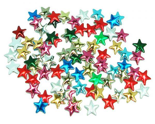 Stars Mix HotFix Nailheads