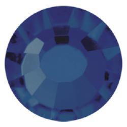 4mm Montana Preciosa HotFix Crystals