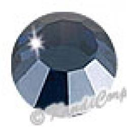 4mm Sapphire Satin 2028 Swarovski HotFix Crystals