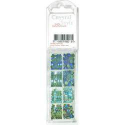 CrystalStyle Crystalina Blues Mix Assortment Pack