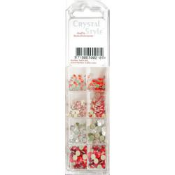 CrystalStyle Crystalina Reds Mix Assortment Pack