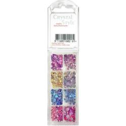 CrystalStyle Crystalina Easter Bonnet Assortment Pack