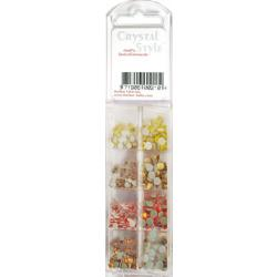 CrystalStyle Crystalina Sunshine Assortment Pack
