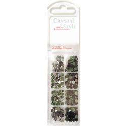 CrystalStyle Tuxedo TigerEye Assortment Pack
