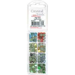 CrystalStyle Assorted TigerEye Assortment Pack
