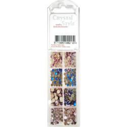 CrystalStyle Crystalina December Birthstone Assortment Pack