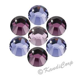 5mm Purple Mix Swarovski Non-HotFix FB 2028 Crystals