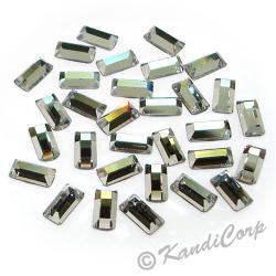 2.5mmx5mm Crystal Baguette Swarovski 2510 Swarovski HotFix Crystals