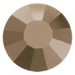 5mm Brown Flare Preciosa HotFix Crystals