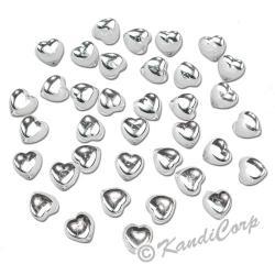 10mm Heart  Crystal FlatBack