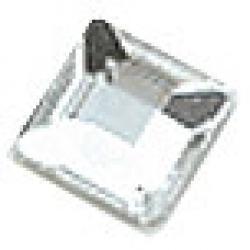 4mm   Crystal Crystalina HotFix Crystal Squares