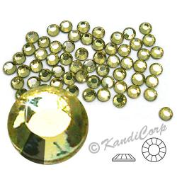 4mm 16ss Jonquil CraftSafe HotFix Crystals