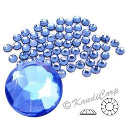 3mm 10ss Light Sapphire CraftSafe HotFix Crystals