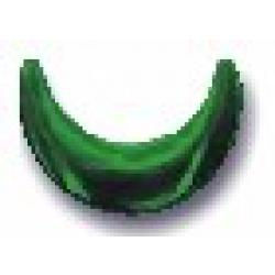 Crescent 10x10mm Dk Green HotFix Nailheads