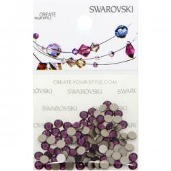 Swarovski Retail Ready Package 2088 SS12 Amethyst - 100 pcs