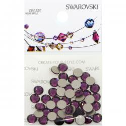 Swarovski Retail Ready Package 2088 SS20 Amethyst - 50 pcs