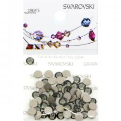 Swarovski Retail Ready Package 2088 SS12 Black Diamond - 100 pcs