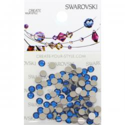 Swarovski Retail Ready Package 2088 SS12 Capri Blue - 100 pcs