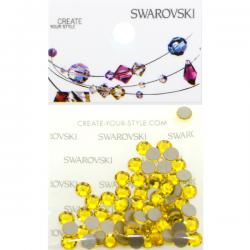 Swarovski Retail Ready Package 2088 SS16 Citrine - 65 pcs