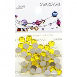 Swarovski Retail Ready Package 2088 SS20 Citrine - 50 pcs