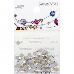 Swarovski Retail Ready Package 2088 SS12 Crystal AB - 100 pcs