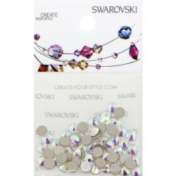 Swarovski Retail Ready Package 2088 SS16 Crystal AB - 65 pcs