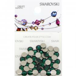Swarovski Retail Ready Package 2088 SS20 Emerald - 50 pcs