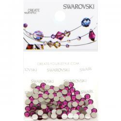 Swarovski Retail Ready Package 2088 SS12 Fuchsia - 100 pcs