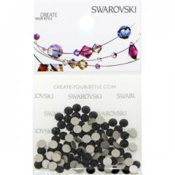 Swarovski Retail Ready Package 2088 SS12 Jet - 100 pcs