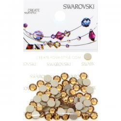 Swarovski Retail Ready Package 2088 SS16 Light Colorado Topaz - 65 pcs