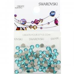 Swarovski Retail Ready Package 2088 SS12 Light Turquoise - 100 pcs