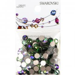 Swarovski 2088 SS20 Flat Back Mix - Boreale Forest (144 pcs)