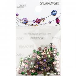 Swarovski 2038 SS10 Hotfix Mix - Boreale Forest (144 pcs)