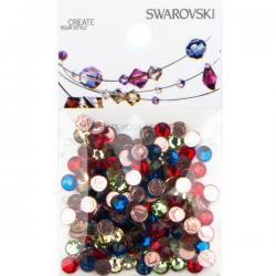 Swarovski 2078 SS16 Hotfix Mix - Marine Garden (144 pcs)