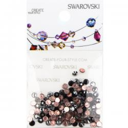 Swarovski 2038 SS10 Hotfix Mix - Reflections of the Night (144 pcs)