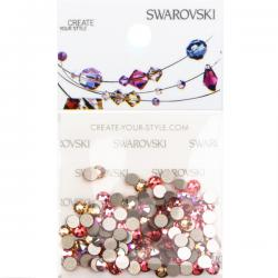 Swarovski 2088 SS12 Flat Back Mix - Rose Dynasty (144 pcs)