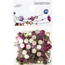 Swarovski 2088 SS20 Flat Back Mix - Springtime Breeze (144 pcs)