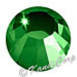 4mm Palace Green Opal Swarovski 2038 Swarovski HotFix Crystals