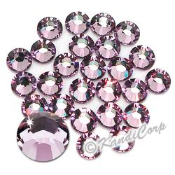 7mm 34ss Light Amethyst Swarovski 2038 Swarovski HotFix Crystals