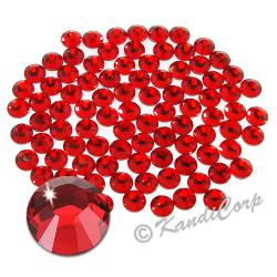 3mm 10ss Light Siam Swarovski 2038- Low Lead Swarovski HotFix Crystals
