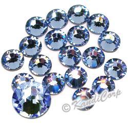 7mm Provence Lavender Swarovski 2038- Swarovski HotFix Crystals