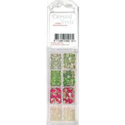 CrystalStyle Crystalina Holiday Assortment Pack