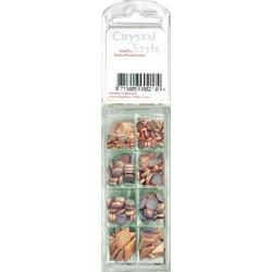 CrystalStyle Copper BIU Assortment Pack