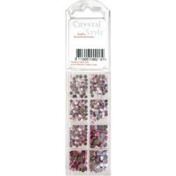 CrystalStyle Crystalina October Birthstone Assortment Pack
