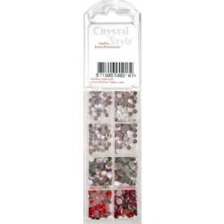 CrystalStyle Crystalina July Birthstone Assortment Pack