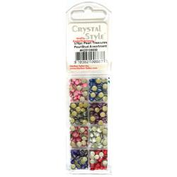 CrystalStyle Pearl Stud Assortment Pack